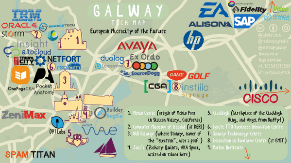 It's here! The #Galway Tech Map http://t.co/b4BTkPppAo @technologyvoice @startupgalway #upgalway #gaillimhabu http://t.co/NKY47BAFY1