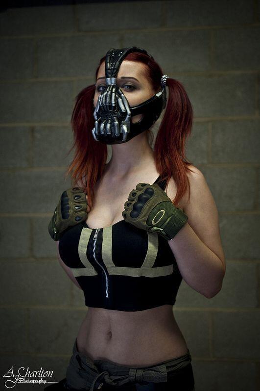 Bane avec des couettes :3 #batman #dc #warner http://t.co/KOGkTCmuIv