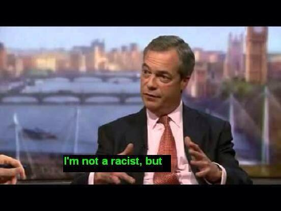 Nigel Farage, summarised. http://t.co/kNYS9Ldbc9