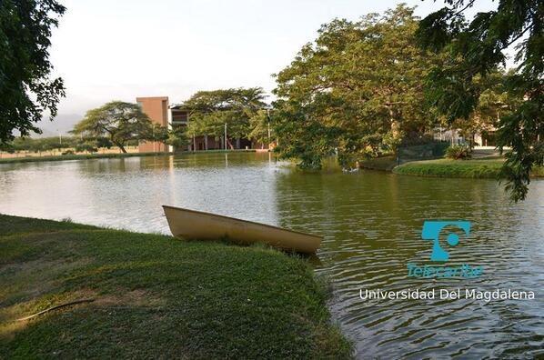 Desde Telecaribe apoyamos a la Universidad del Magdalena @unimagdalena @elcampustv  #VamosPorLaAcreditacion http://t.co/4EfxoopZt3
