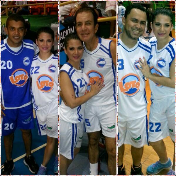 Stefany Galeano (@StefanyGaleano): con #Amado @SalvadorNasrala y #SamuelMartinez *Moncho en el#Coliseum disfrutando y apoyando a la selecciónSub15F http://t.co/RRWjNlSTqv