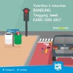 Kanggo Bandung nu dipikanyaah, hayu urang jagi katertiban & kabersihan #plisatuhlah http://t.co/wDrGZAcgQ8