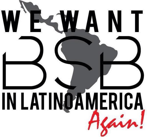 Celeste M (@CelesteMatuz): http://t.co/e9POyPyXJD @backstreetboys #WeWantBSBInLatinAmerica