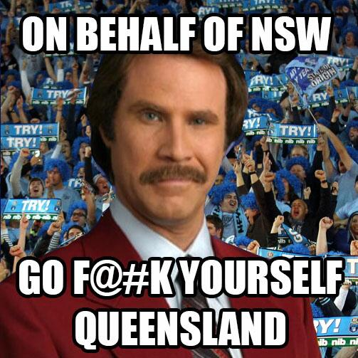 The NSW Blues win the first State Of Origin on 2014! http://t.co/8SIXJouMc0