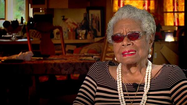 It was confirmed earlier this morning that Dr. Maya Angelou, 86, died earlier this morning. http://t.co/D21J8nntOR http://t.co/Vm3vnIyKPz