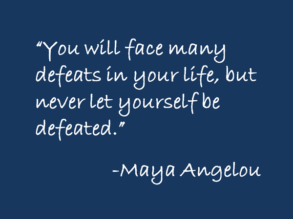 We've lost a great human. RIP Maya Angelou http://t.co/97GxrovVtN