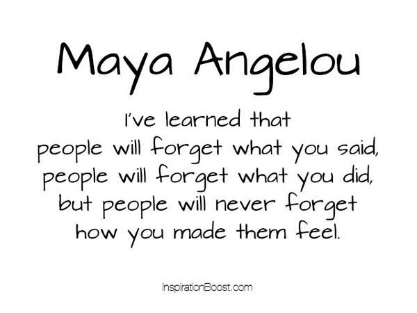 Today we remember the remarkable life and work of #MayaAngelou. http://t.co/319ZD7adY1 http://t.co/MyXWHBDnN5