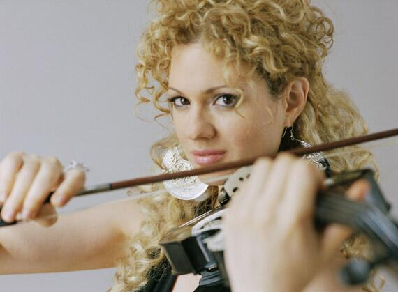 Grammy Award-Winning Violinist #Miri Ben-Ari will be performing LIVE on Great Day Houston Friday. @ us for tickets... http://t.co/npwcdFQNkS
