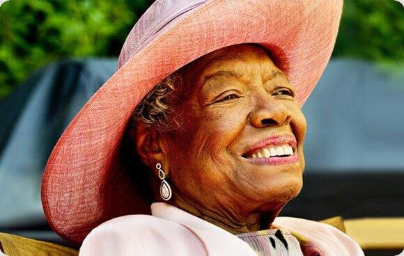 """If you don't like something, change it. If you can't change it, change your attitude."" -RIP Maya Angelou http://t.co/VBr8V0V4f5"