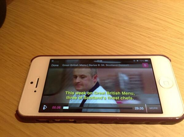 We now have subtitles enabled on downloads for BBC iPlayer on iOS and Android. Yay! #subtitles #BBC #Accessibility http://t.co/2B0JEIcePV