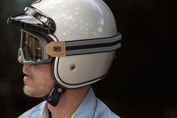 Retro style meets modern tech with the Barstow motorcycle goggles by @ride100percent. http://t.co/UsH8u4jzcv http://t.co/fboI8Tqy9p