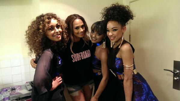 So proud of my girls @WeAreREAformed you smashed it!!!! #BGTlive :) http://t.co/BUMS2mzaaT