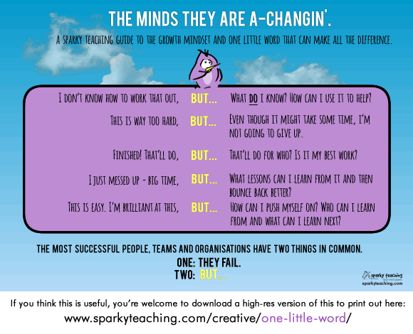 """RT @neeliadunoon: @SparkyTeaching: Sparky's guide to the growth mindset >> http://t.co/8GH1uwZlFh""""->@EG_Schools"""" LOVE THIS"""