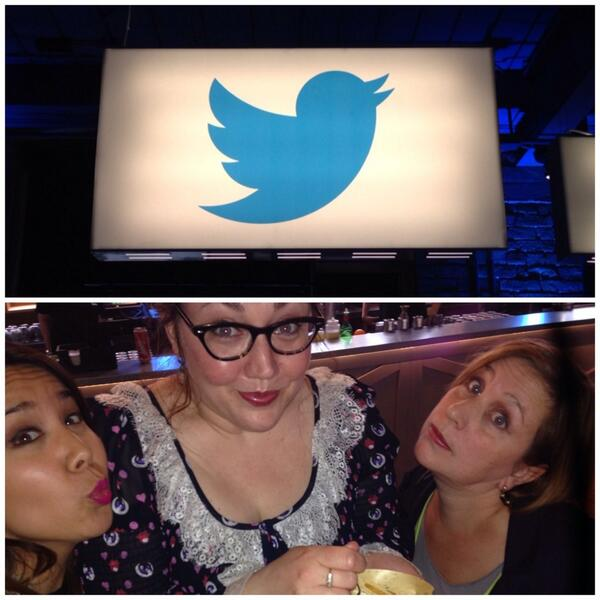 #HappyBirthday @TwitterCanada! With my @fcb_toronto ladies, @HelenAndrolia  @LDillonSchalk #OneTweetYear http://t.co/KVkfguYoew