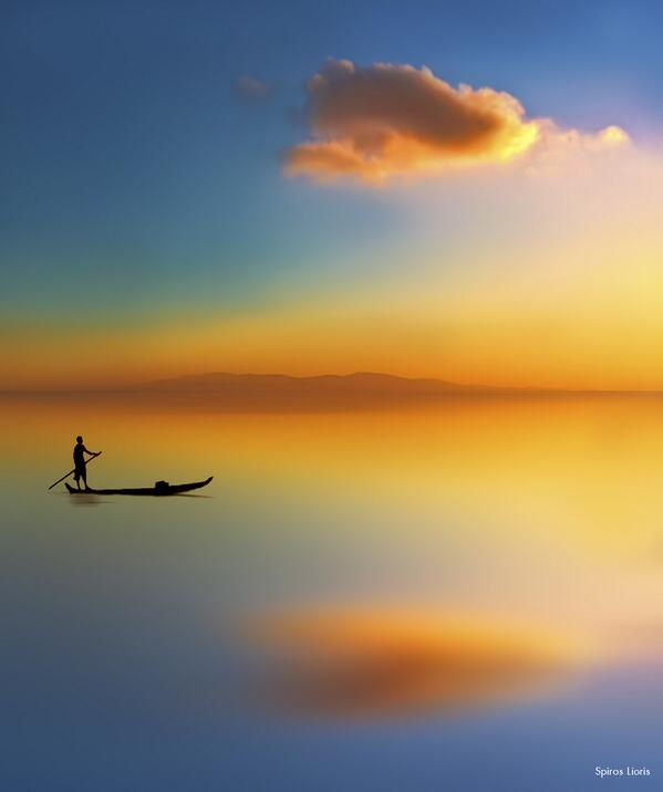 Lonely - #Art #photography by Spiros Lioris http://t.co/y1x9Av0dWj RT @Maria_dAcadie