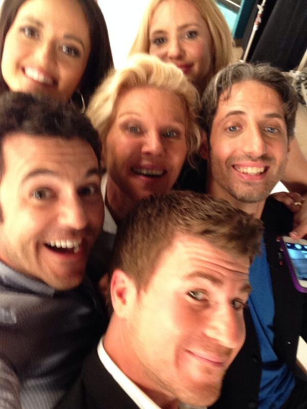 The Wonder Years Selfie. #WonderYearsDVD #Selfie http://t.co/yrJdnCjYsN