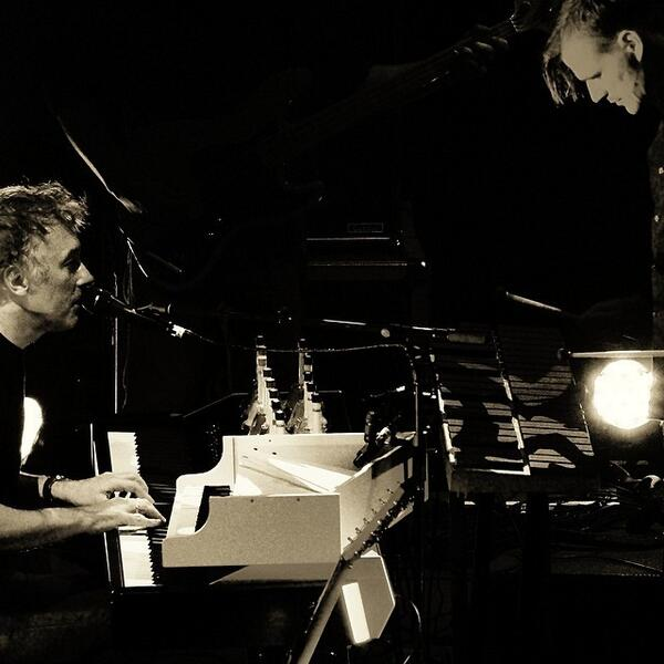 No one makes music like this. No one. @YannTiersen http://t.co/jJNzXgQghX