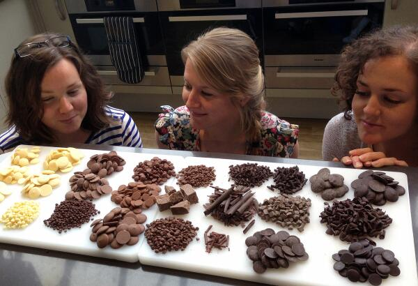 It's officially the worst day of the year for our chefs... chocolate tasting day! #WorstDayEver #HardDayAtTheOffice http://t.co/A8XQPFyQ74