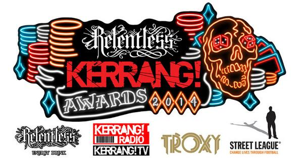 Voting for the #KERRANGAWARDS2014 closes in a WEEK! What are you waiting for? http://t.co/kBlHzdlMuX http://t.co/bQwaNLGTOL