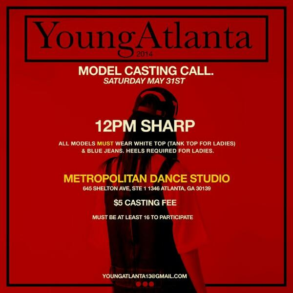 If you're not tryna be a part of #YoungAtlanta.  You're missing THE opportunity to be great. http://t.co/AMzCcm3tDu