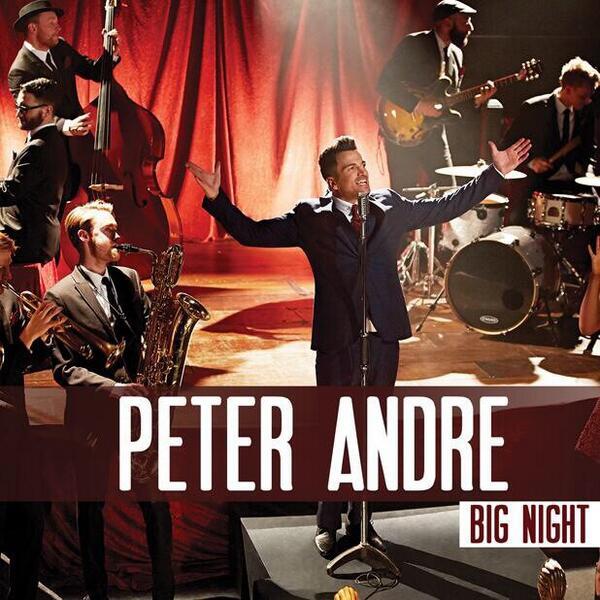 Retweet & Favourite this Tweet to Win 1 of 5 signed copies of @MrPeterAndre New album #BigNight Winner announced 3PM http://t.co/Mwkpwqd2pS