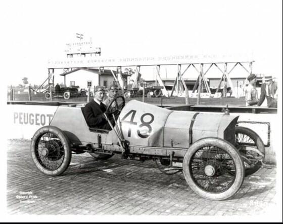"In 1914 my GreatGrandpa Huntly Gordon finished last n the #Indy500 driving a ""Ray"" 100years later my husband WINS it! http://t.co/HqjqHHrEEw"