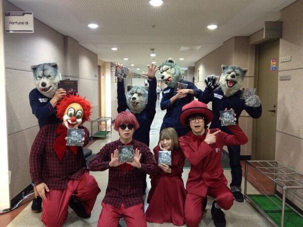 エーット、、、SEKAI WITH A MISSIONデス!!!(「゚Д゚)「ガウガウ http://t.co/MjrB0jy5GJ