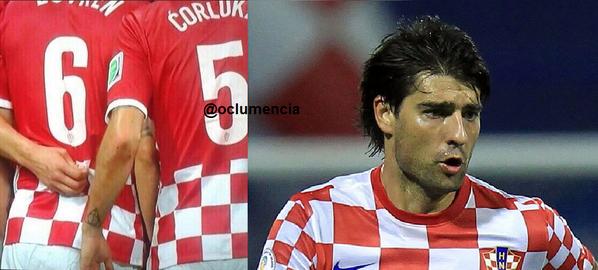 Jogador da Croácia Vedran Ćorluka é potterhead. <3 http://t.co/GWfc1nM2BT
