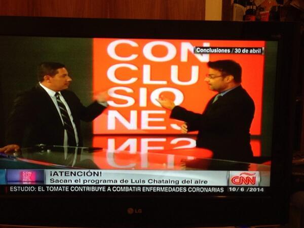 RubiTo (@Rubito_ve): Que vaina... Y ahora? Los que hablan de que no es dictadura!! Sin comentarios #ChataingSomosTodos http://t.co/h1E4avOFjU