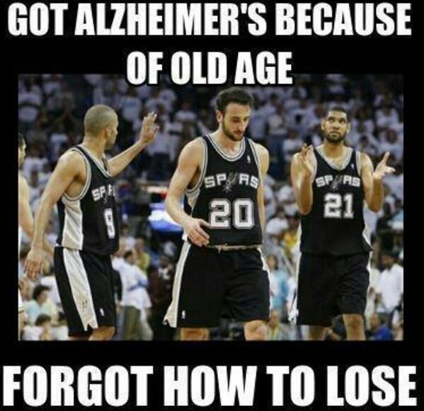 @spurs  #oldmanriverwalk #21 #NBAFinals http://t.co/2bODPu1g1U