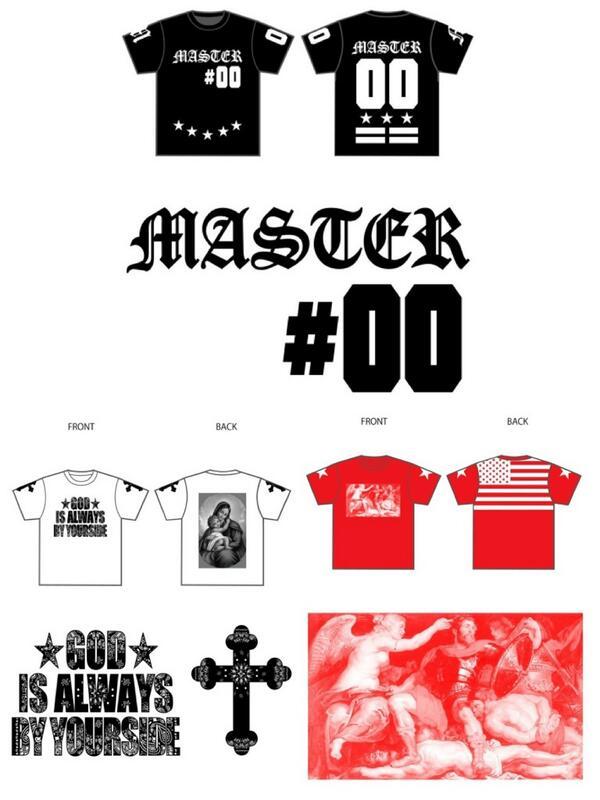 ■拡散希望■ 私MC USKがTシャツデザインしまして販売開始しました!その名も【MASTER】このデザインでかなり安いです!価格やサイズ詳細等 商品一覧で気になった人はMC USKまでメッセまたは返信ください☆よろしくお願いします! http://t.co/fSn28dOVI6