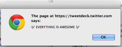 Good to know, Tweetdeck. Thanks! http://t.co/YJ0qQox5Ar