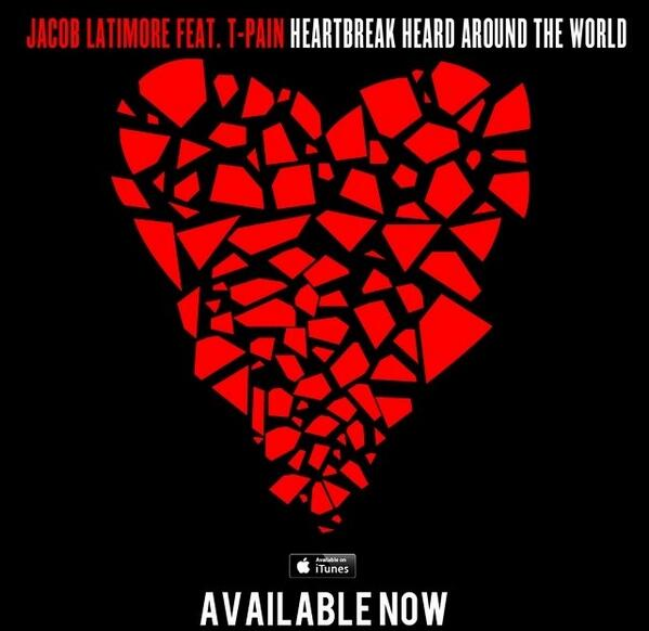New hit single from @JacobLatimore ft. @TPAIN available NOW on iTunes! | Get it Here: http://t.co/Z4UUeSyrnp http://t.co/TWzosXEypC