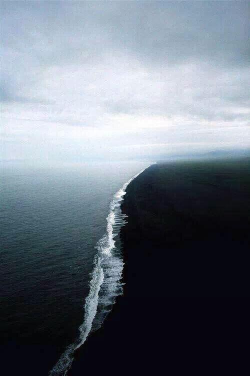 The Gulf Of Alaska, where two oceans meet but do not mix. http://t.co/WH1232aK2D