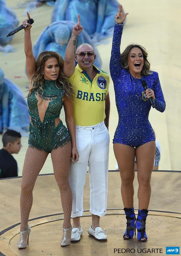 Pitbull Singer Erection