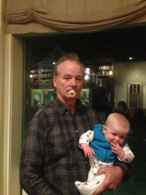 There are 2 types of people in #chs: those with a Bill Murray story and those who want one: http://t.co/zhtu6nbvm4 http://t.co/DjGbeBMkWT
