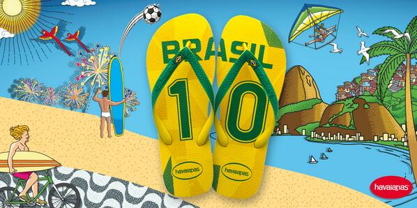 The Brazilian National Team begins the World Cup today, on the 12th. Coincidence? Not at all :) #TerritorioBrasileiro http://t.co/judk8TiJMn