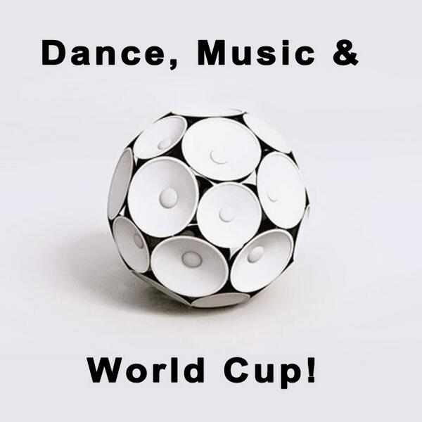 Happy World Cup! ⚽️