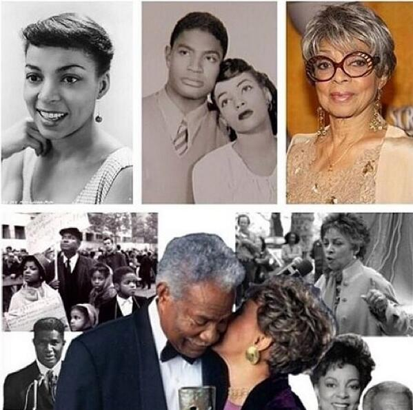 ReUnited   R.I.P    RUBY DEE.... http://t.co/HiNtOrcAMg