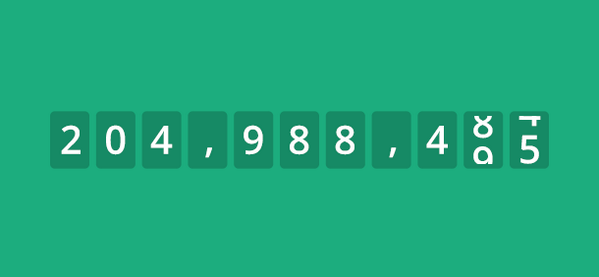 We're 200 million words and counting. Get to know Gengo by the numbers: http://t.co/eGT4ooJGjE http://t.co/00p6cXYN64