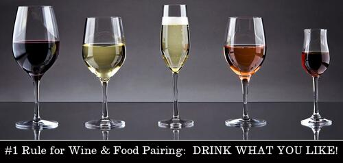 Yes! :) MT @SparklingCo: #1 Rule: #DrinkWhatYouLike! @Foodie_Fatale @winewankers @FourBrixWine @AugustHill http://t.co/rxUWw9ivjg