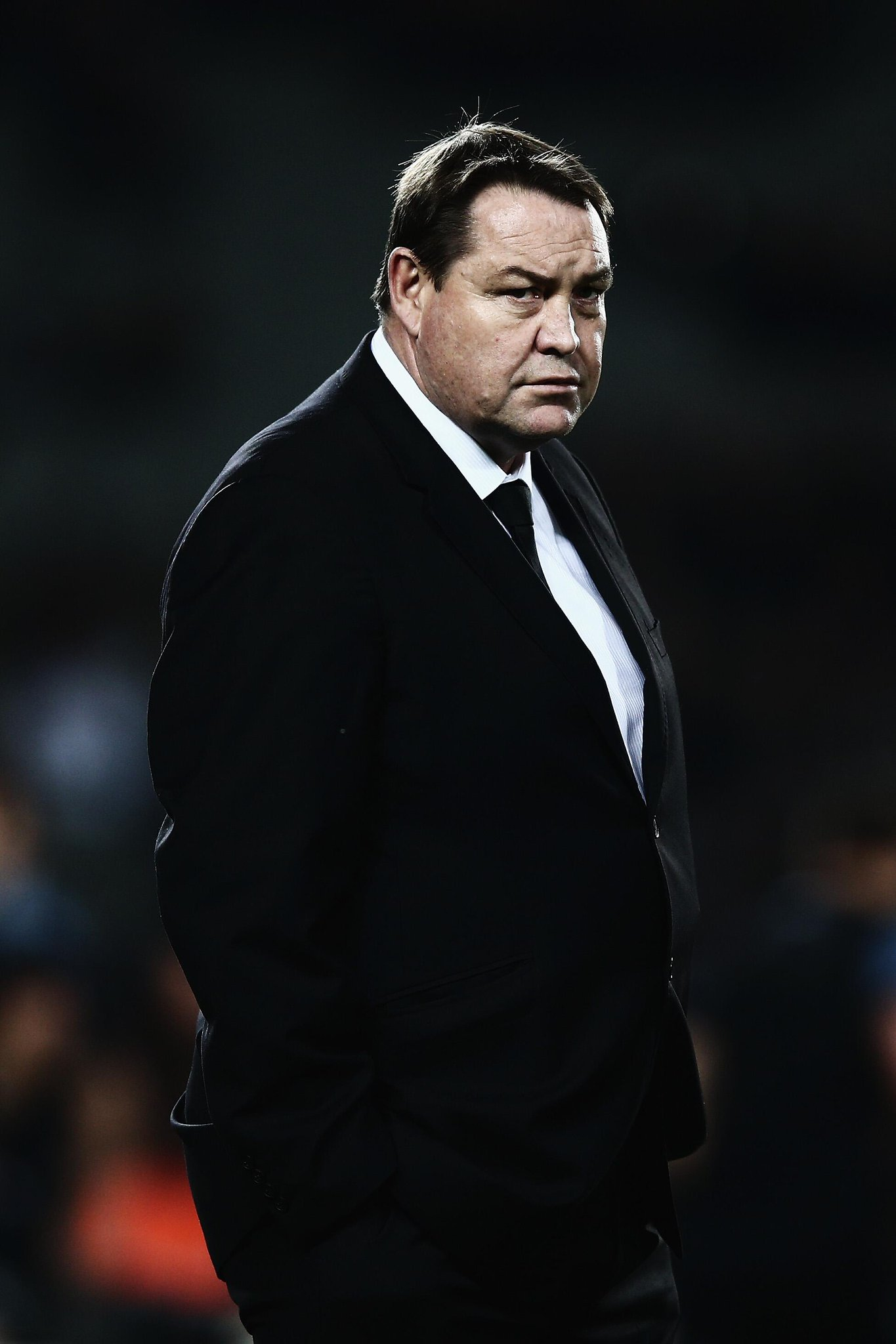 Coach says there's no super rugby again this week, 'cos it's the #AllBlacks turn. (Getty Images) http://t.co/yuWsmKCHyE