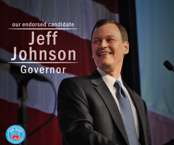 The Republican Party is delighted to announce @Jeff4Gov for governor! http://t.co/jEAQZUEGxp #mngop2014 http://t.co/W83DrNAvuw