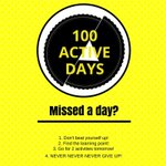 Image of 100activedays from Twitter