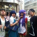 2014-06-01 名古屋栄でコスプレイベント(2)