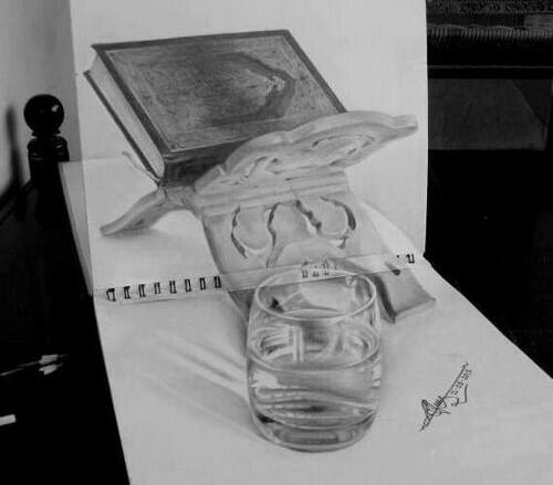3D art on paper http://t.co/RgvHlOF652