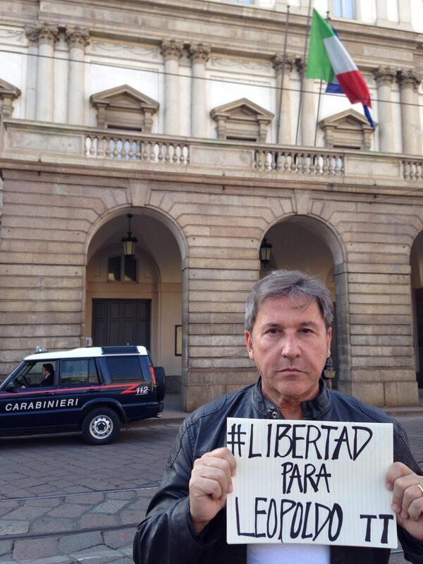 Este lunes #Junio2 @leopoldolopez podría quedar n libertad... Ayúdenme c TT @liliantintori @Pontifex_es @CNNEE http://t.co/5MGmmMG5Tc