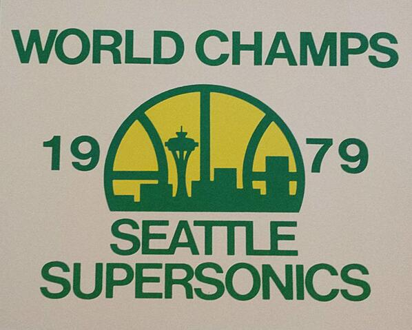 Today in #NBA History: Your #Seattle SuperSonics defeated the Washington Bullets to win the 1979 NBA Championship! http://t.co/MqxrFEUYUW