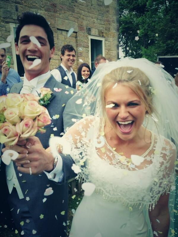 Married the love of my life! @JennaRoux http://t.co/3AqwizfenB