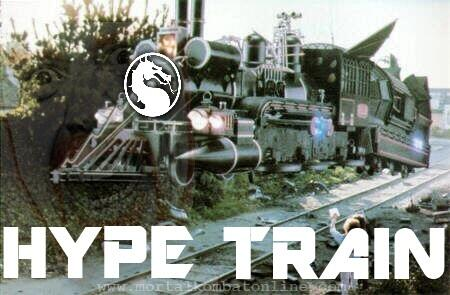 RETURN OF HYPE TRAIN!!